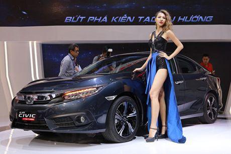 Rung chan dai goi cam tai Vietnam Motor Show 2016 - Anh 3