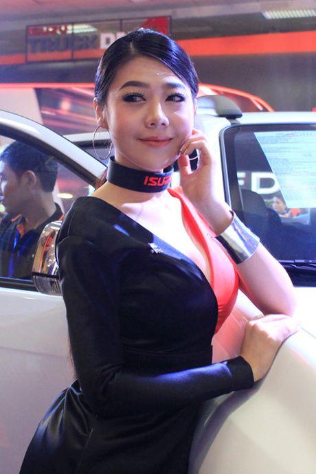 Rung chan dai goi cam tai Vietnam Motor Show 2016 - Anh 8