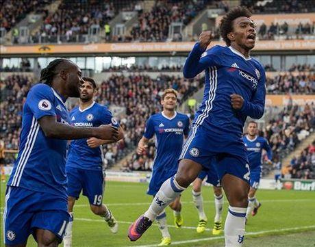 "Conte: ""Chelsea can cai thien de canh tranh voi M.U va Man City"" - Anh 1"