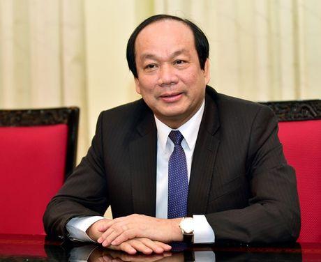 "Bo truong Mai Tien Dung: Neu bi ""voi vinh"" phong bi, doanh nghiep co the truc tiep phan anh qua cong thong tin Chinh phu - Anh 1"