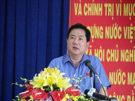 Bi thu Thang noi ve vu ong Trinh Xuan Thanh - Anh 1