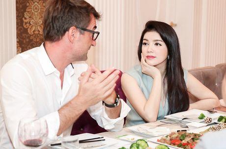 Ly Nha Ky to chuc tiec tai biet thu rieng - Anh 5