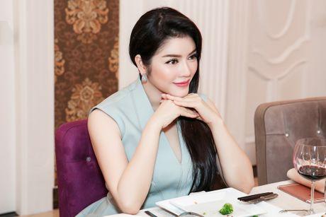Ly Nha Ky to chuc tiec tai biet thu rieng - Anh 7