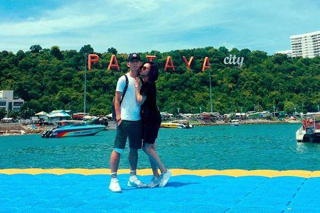 Lo hen len tuyen, Nghiem Xuan Tu cung dan hot girl quay tung Pattaya - Anh 3
