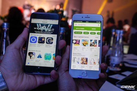 "Canh bao: iPhone 7 gia da len loi den thi truong Viet Nam, gia chi 2,5 trieu VND, chay Android ""nhai"" iOS nhu that - Anh 9"