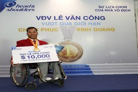 Head & Shoulders 'tiep lua' dam me cho nha vo dich Le Van Cong - Anh 3