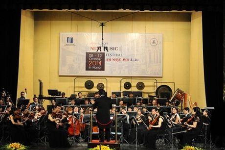 Gan 200 nghe si tham du Festival am nhac A-Au lan thu 2 - Anh 1