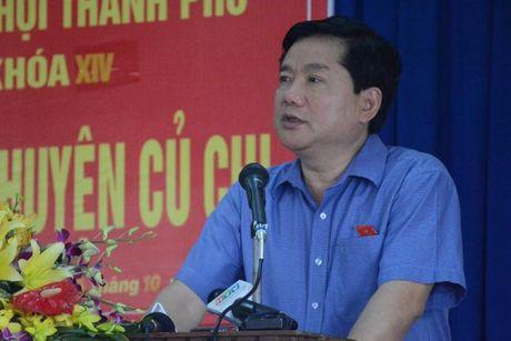 Bi thu Dinh La Thang: Dang va Chinh phu chi dao quyet liet ngan chan, day lui tham nhung - Anh 1