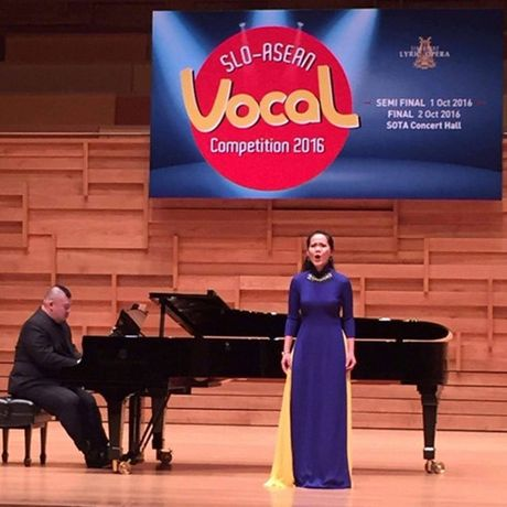Pham Khanh Ngoc vinh danh Viet Nam voi giai Nhi opera quoc te - Anh 1