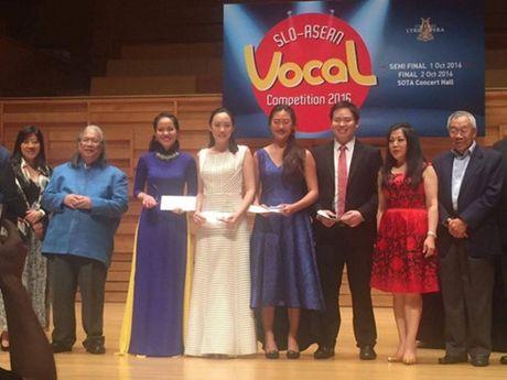 Pham Khanh Ngoc vinh danh Viet Nam voi giai Nhi opera quoc te - Anh 2