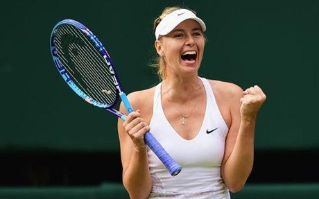 Maria Sharapova: 'Toi dem nguoc tung ngay de tro lai' - Anh 1