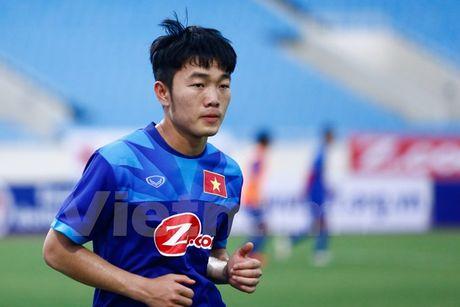 Cap nhat Viet Nam-Trieu Tien 0-1: Pak Wang Ryong mo ty so - Anh 1