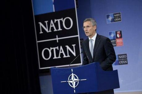 NATO khong tham gia chien su mat dat o Syria - Anh 1