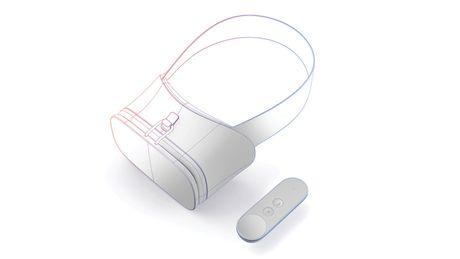 Google sap cho ra mat thiet bi Daydream VR voi gia 79 USD - Anh 1