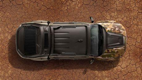 Chevrolet Colorado ZH2 concept - Xe 'tang hinh' cua Quan doi My - Anh 5