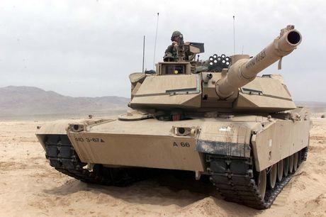 My 'hot hoang' nang cap M1A2 Abrams vi so lac hau voi Nga - Anh 1