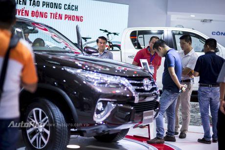 VMS 2016: San choi cua xe dong co nho, loi thue - Anh 8
