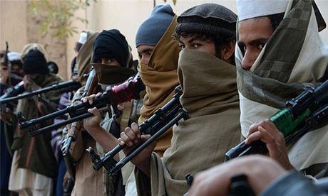 Chi huy khet tieng cua phien quan Taliban bo mang tai Afghanistan - Anh 1