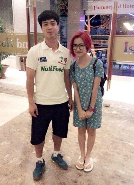 Chia tay Hoa Minzy, Cong Phuong on? - Anh 2