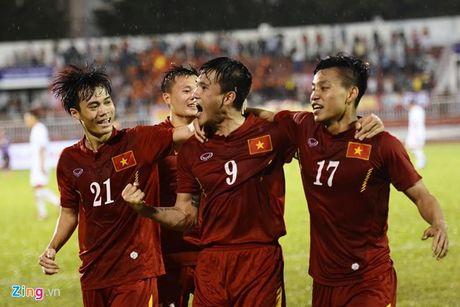 DT Viet Nam thang bat ngo Trieu Tien, dau an lo HAGL - Anh 3