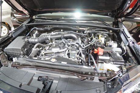 Toyota Fortuner 2017 ra mat tai trien lam VMS 2016 - Anh 12