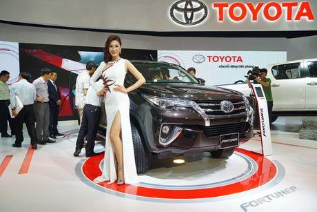 Toyota Fortuner 2017 ra mat tai trien lam VMS 2016 - Anh 2