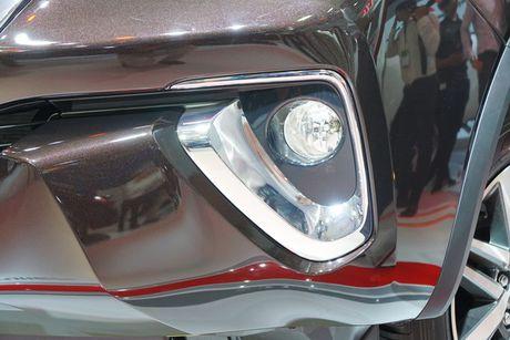 Toyota Fortuner 2017 ra mat tai trien lam VMS 2016 - Anh 5