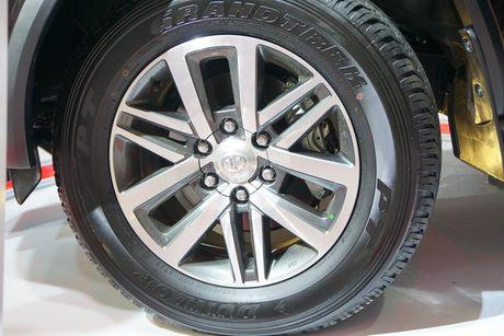 Toyota Fortuner 2017 ra mat tai trien lam VMS 2016 - Anh 7