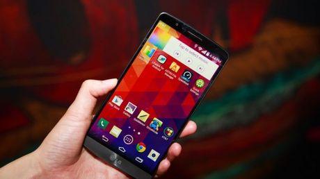 Lo dau hieu LG G3 duoc nang cap len Android 7.0 - Anh 1