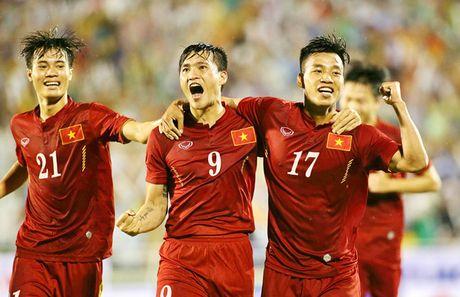 Viet Nam 5-2 CHDCND Trieu Tien: Chien thang man nhan - Anh 1
