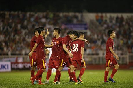 Viet Nam 5-2 CHDCND Trieu Tien: Chien thang man nhan - Anh 5
