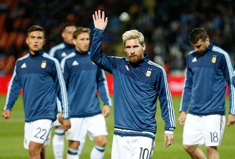 Argentina và nỗi ám ảnh khi vắng Messi