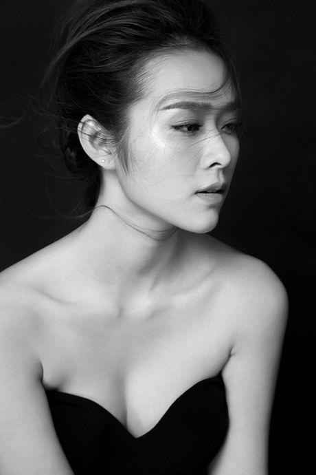 Diep Bao Ngoc khoe net xuan sac rang ngoi - Anh 1