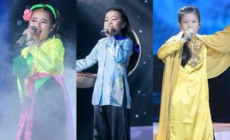 Giong hat Viet nhi liveshow 4: So ke chien thuat 3 team Thang - Nhi, Noo, Tuong - Anh 2