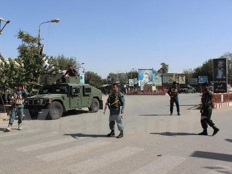EU vien tro tai chinh 1,2 ty Euro/nam cho Afghanistan - Anh 1