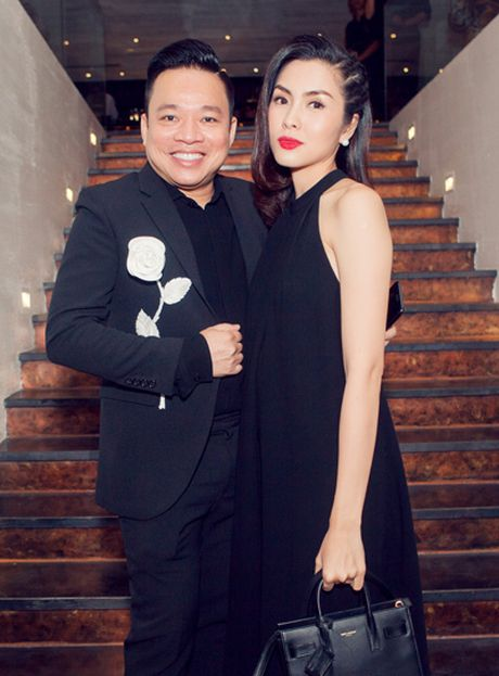 Ha Ho, Ha Tang du da tiec cua Linh Nga - Anh 5