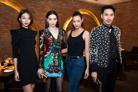 Ha Ho, Ha Tang du da tiec cua Linh Nga - Anh 8