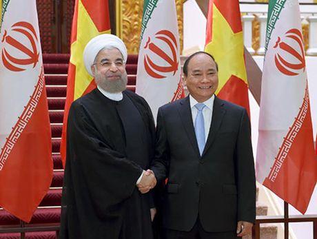 Quyet tam dua kim ngach thuong mai Viet Nam - Iran len 2 ty USD thoi gian toi - Anh 1