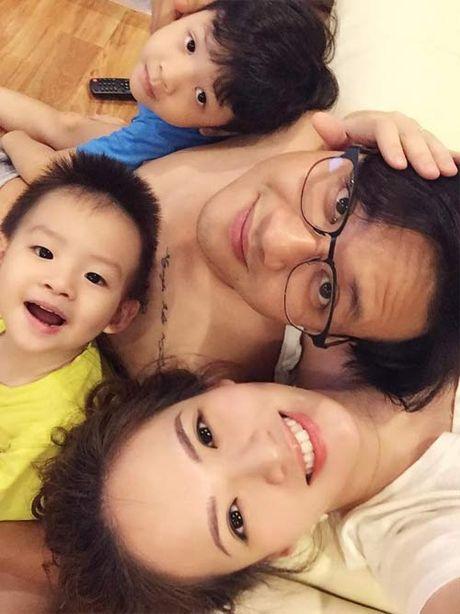 "Khai Anh ""dim hang"" ba xa nhan ngay sinh nhat Dan Le - Anh 2"