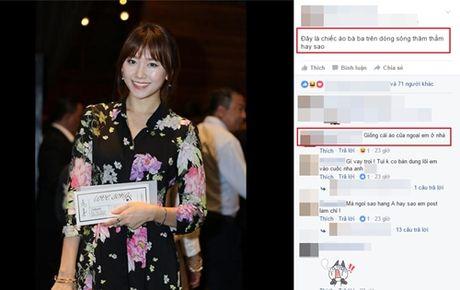 "Dien do lich su Hari Won van bi che gia nhu ""ba ngoai"" - Anh 3"