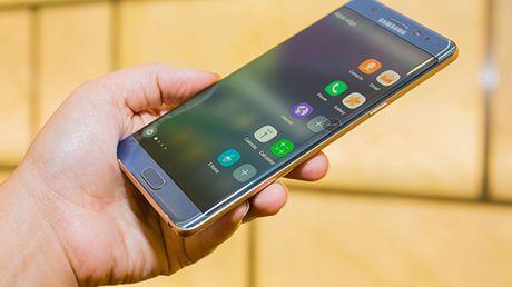 LG che gieu Samsung sau su co Galaxy Note 7 - Anh 1