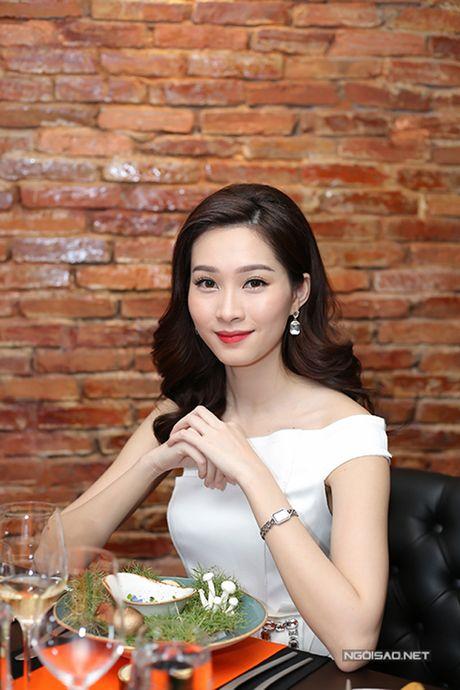 Dan sao di khai truong nha hang cua Linh Nga - Anh 7