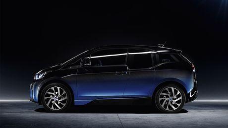 Ngam bo doi concept BMW i3 va i8 CrossFade - Anh 10