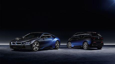 Ngam bo doi concept BMW i3 va i8 CrossFade - Anh 1