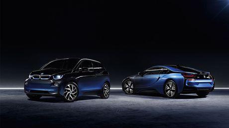 Ngam bo doi concept BMW i3 va i8 CrossFade - Anh 2