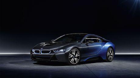 Ngam bo doi concept BMW i3 va i8 CrossFade - Anh 3