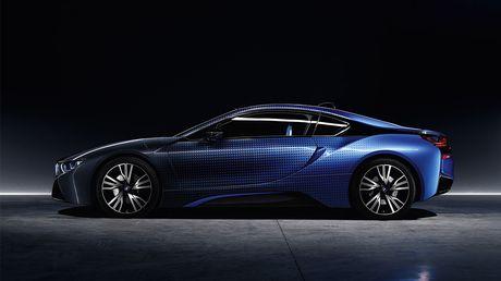 Ngam bo doi concept BMW i3 va i8 CrossFade - Anh 4