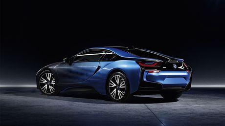 Ngam bo doi concept BMW i3 va i8 CrossFade - Anh 5