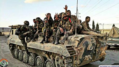 Quan doi Syria giam hoat dong khong kich o Aleppo - Anh 4