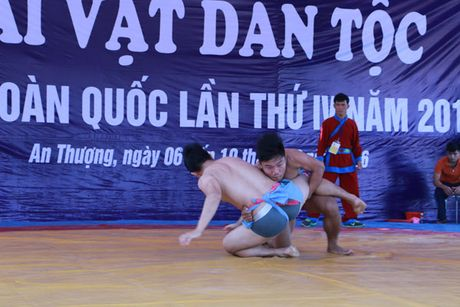 Khai mac Giai vat Anh tai toan quoc lan thu IV- 2016 - Anh 3